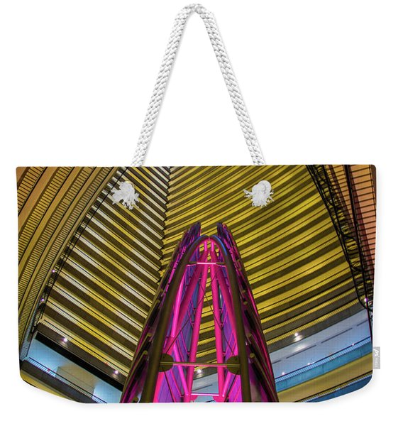 Marriott Marquise Weekender Tote Bag