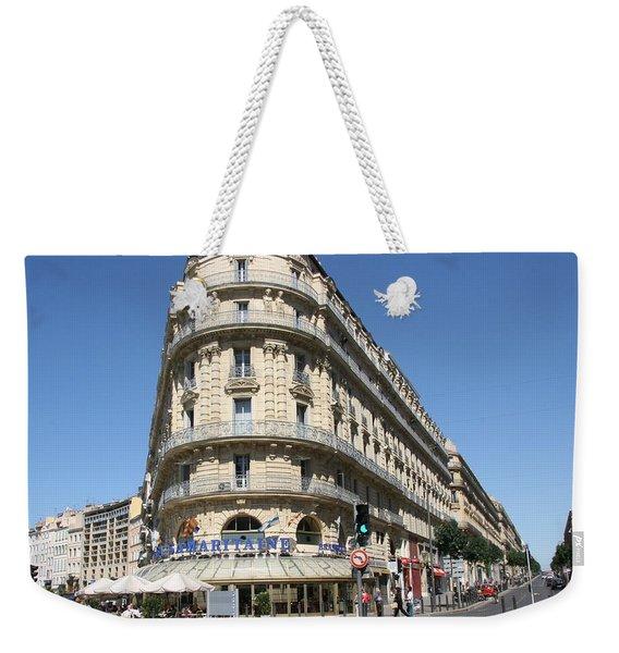 Marseille, France Weekender Tote Bag