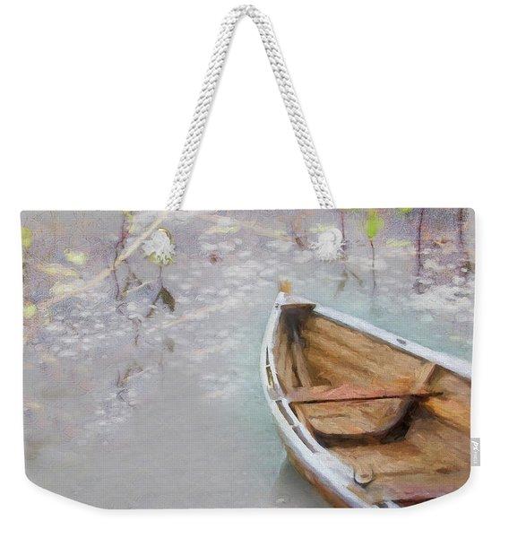 Marsh Dory Weekender Tote Bag