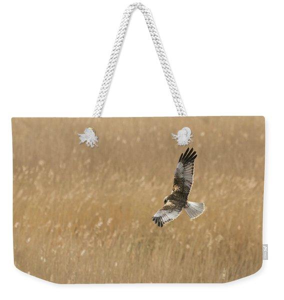 Marsh Harrier Weekender Tote Bag