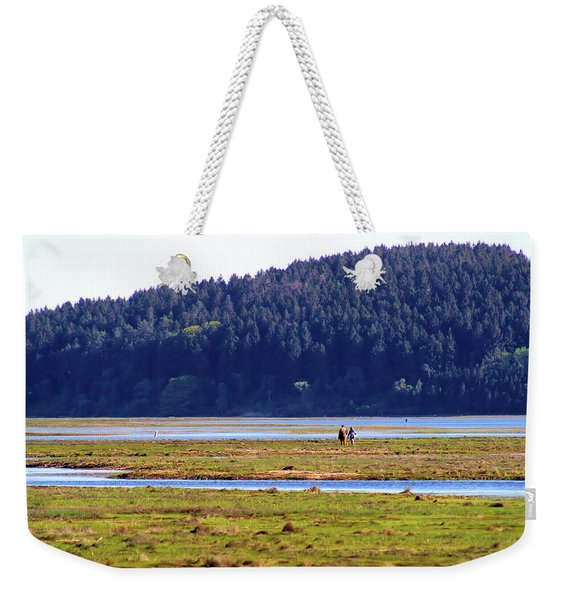 Marsh People Weekender Tote Bag