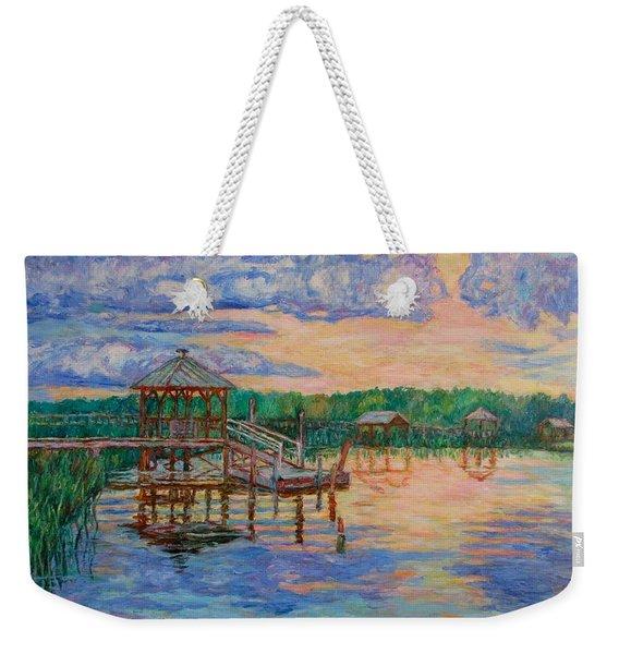 Marsh View At Pawleys Island Weekender Tote Bag