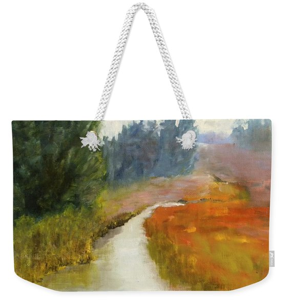 Marshes Of New England Weekender Tote Bag