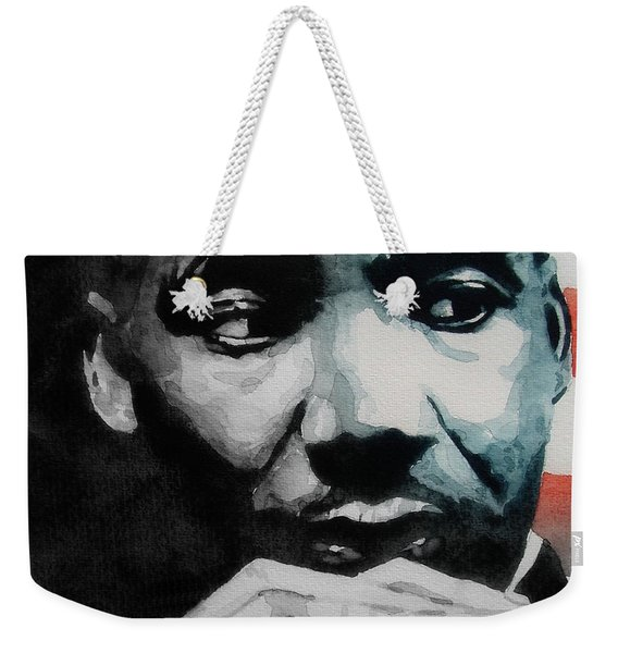 Martin Luther King Jr- I Have A Dream  Weekender Tote Bag