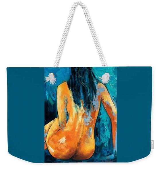 Mary Lou Weekender Tote Bag