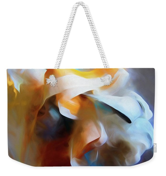 Masking Tape And Paint Composition Weekender Tote Bag