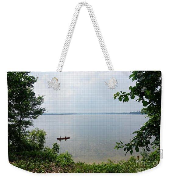 Mason Neck Virginia Weekender Tote Bag