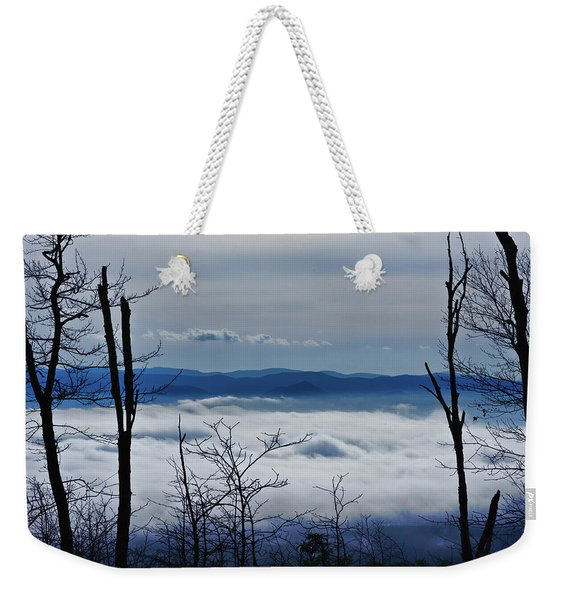 Massanutten Foggy Top 1 Weekender Tote Bag