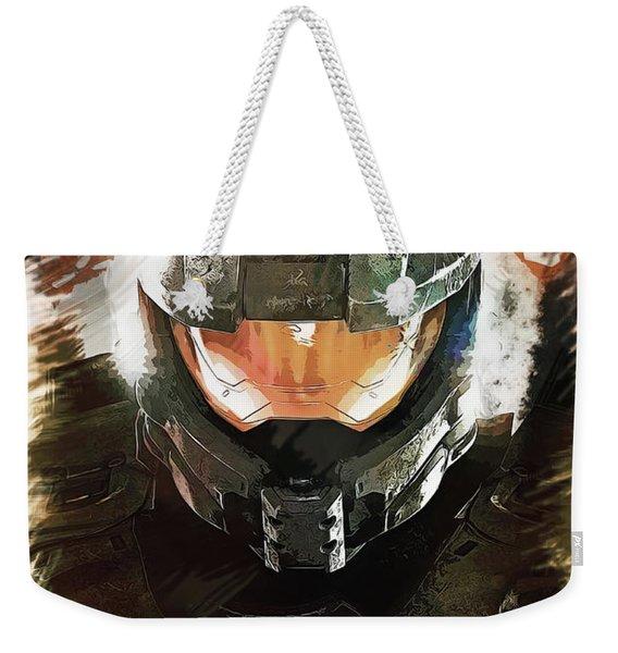 Master Chief Weekender Tote Bag