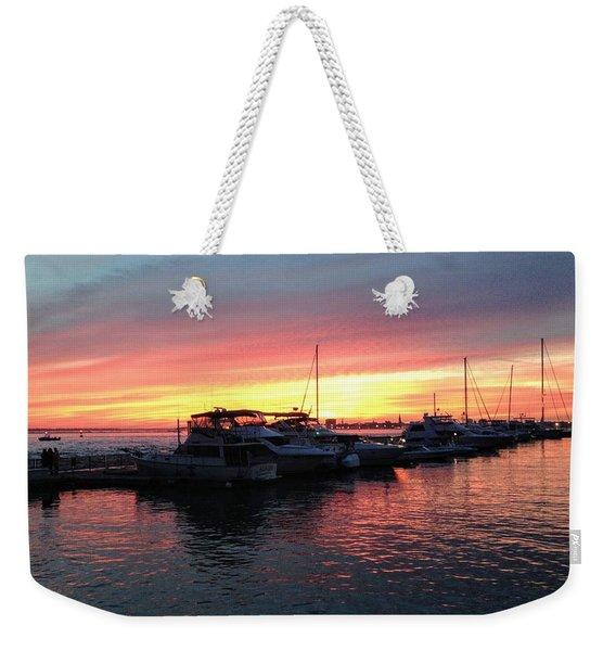 Masts And Steeples Weekender Tote Bag