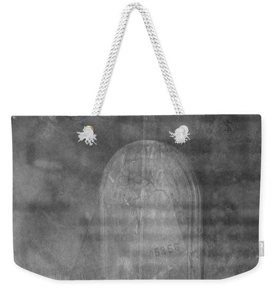 Materialism  Weekender Tote Bag
