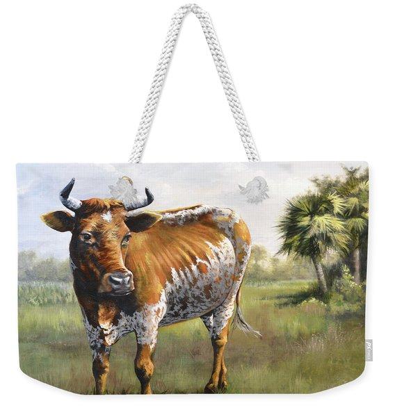 On The Florida Prairie Matilda Weekender Tote Bag