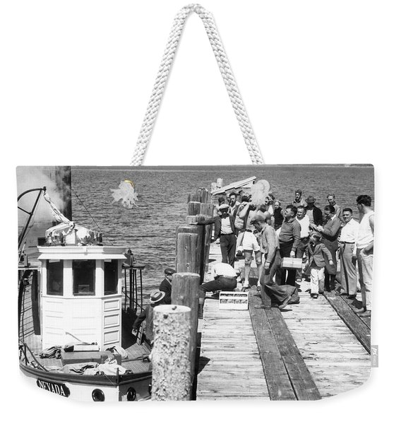 Max Baer Fan Mail Weekender Tote Bag