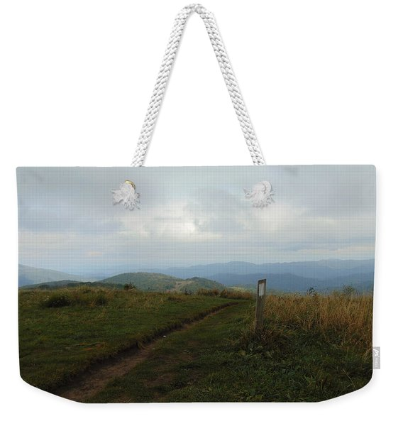 Max Patch Weekender Tote Bag