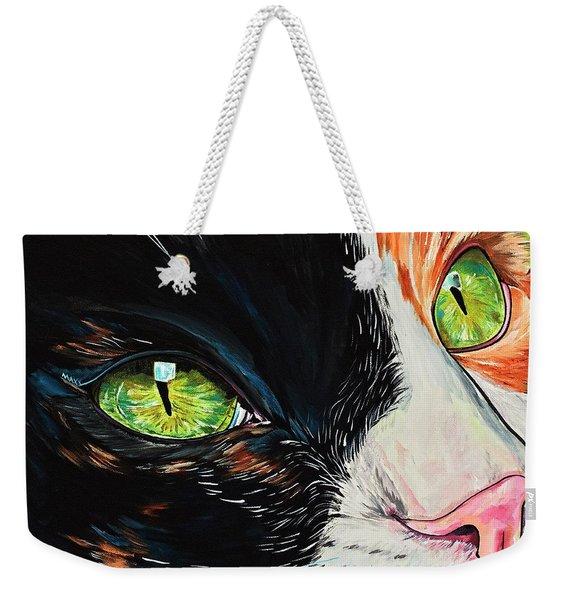 Maxx The Cat Weekender Tote Bag