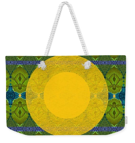 May Tomorrow Be Better For All Weekender Tote Bag