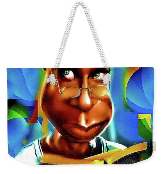 Maybe God Is Trying To Tell You Something Weekender Tote Bag