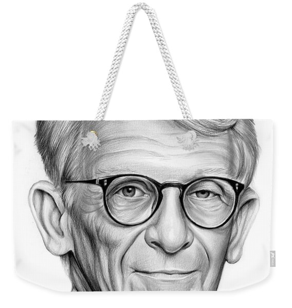 Mayor Riley Weekender Tote Bag