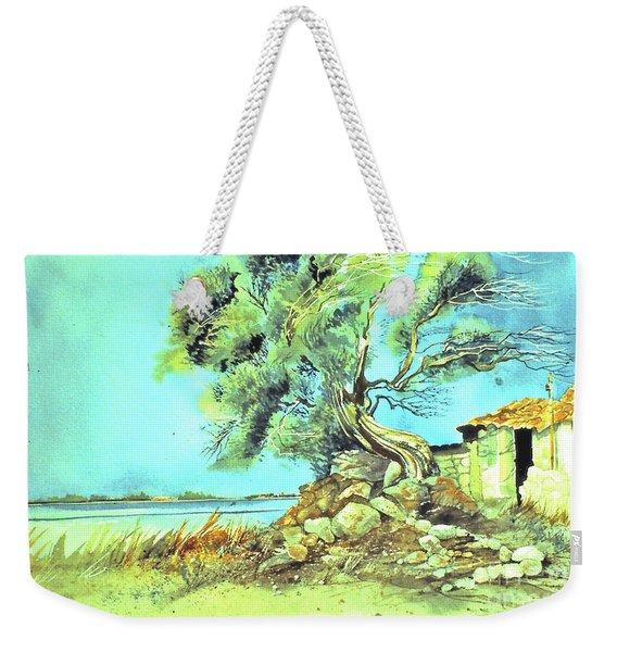 Mayorcan Tree Weekender Tote Bag