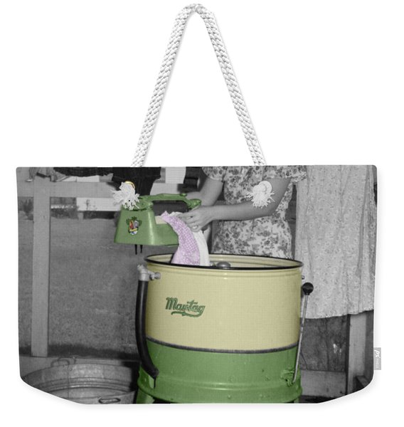 Maytag Woman Weekender Tote Bag