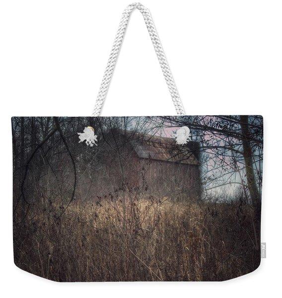 0025 - Mayville's Hidden Barn I Weekender Tote Bag
