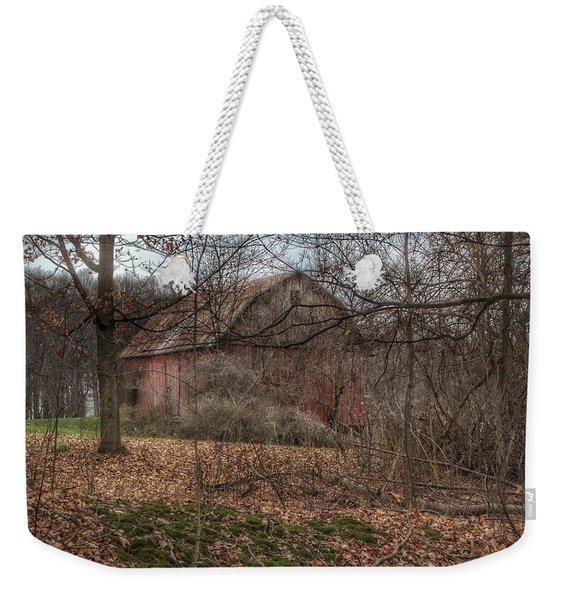 0026 - Mayville's Hidden Barn II Weekender Tote Bag