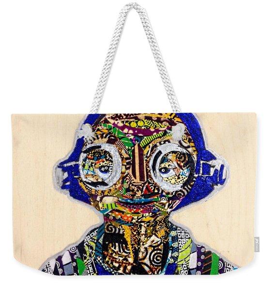 Maz Kanata Star Wars Awakens Afrofuturist Colection Weekender Tote Bag
