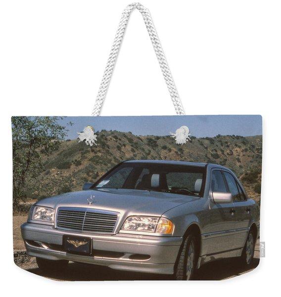 Mbz C280 Birthday Weekender Tote Bag