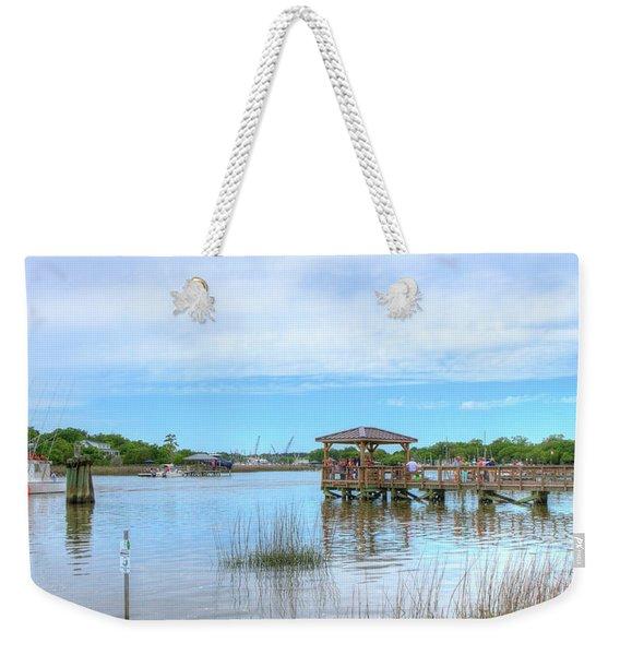 Mcclellanville Weekender Tote Bag