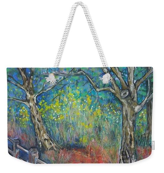 Meadow Dream Weekender Tote Bag