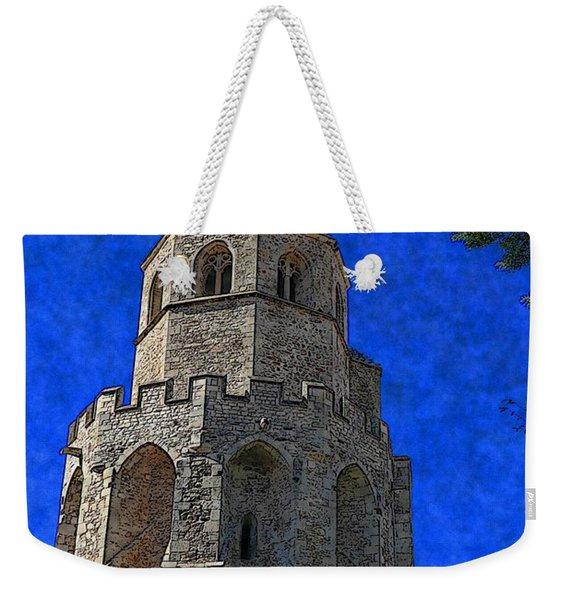 Medieval Bell Tower 2 Weekender Tote Bag