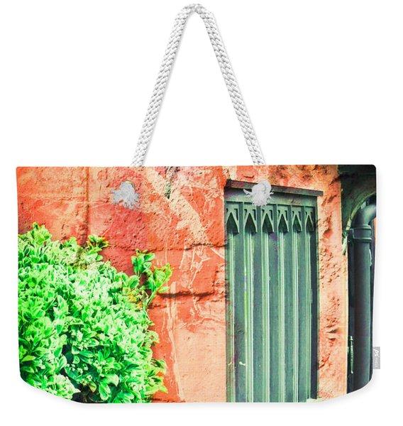 Medieval Cottage Weekender Tote Bag