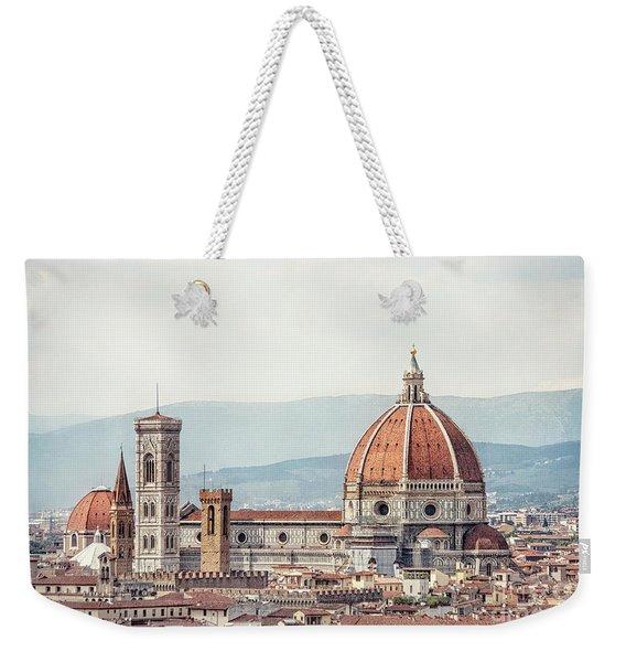 Medieval Echoes Weekender Tote Bag