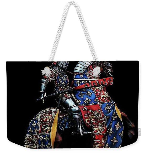 Medieval Knight - 02 Weekender Tote Bag