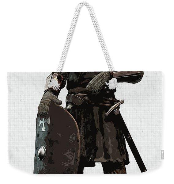 Medieval Warrior - 06 Weekender Tote Bag
