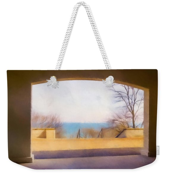 Mediterranean Dreams Weekender Tote Bag