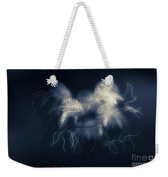 Medusas Light Weekender Tote Bag