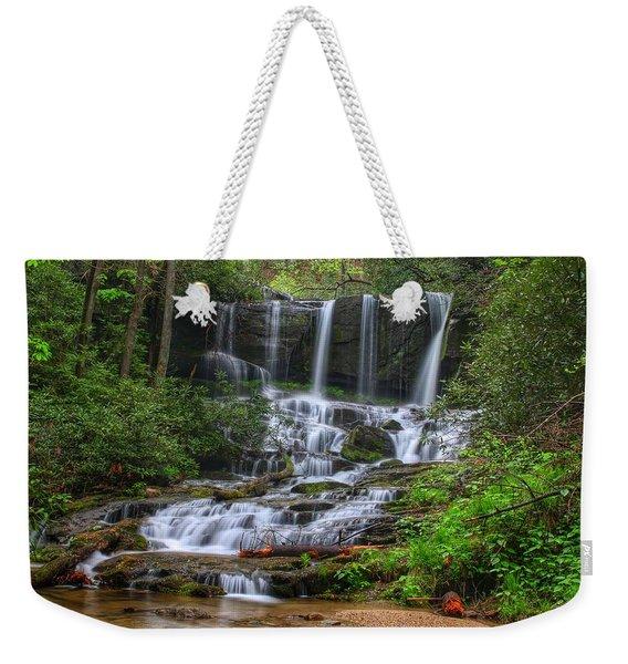 Meet Virginia...in South Carolina Weekender Tote Bag