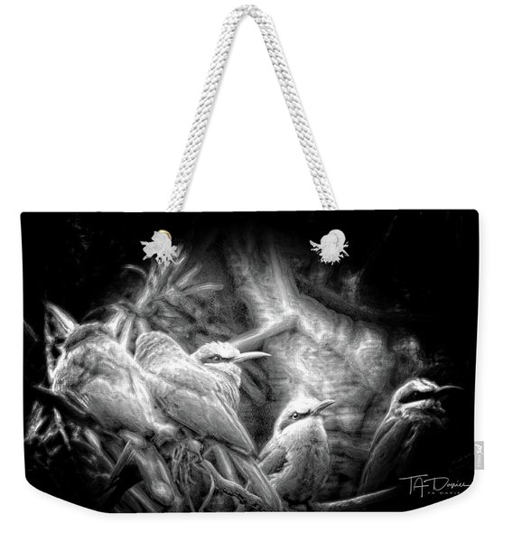 Branch Meeting Weekender Tote Bag