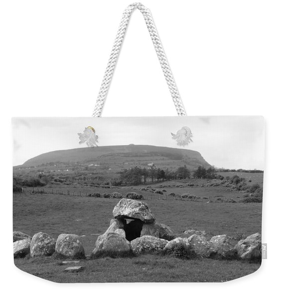 Megalithic Monuments Aligned Weekender Tote Bag