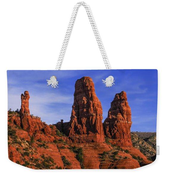 Megalithic Red Rocks Weekender Tote Bag