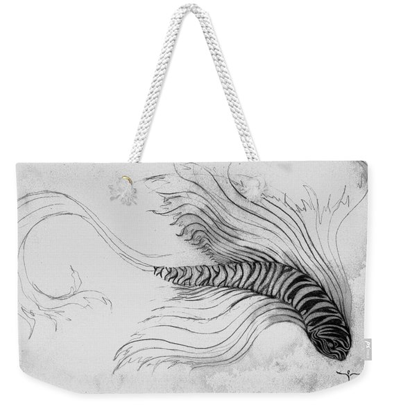 Megic Fish 3 Weekender Tote Bag