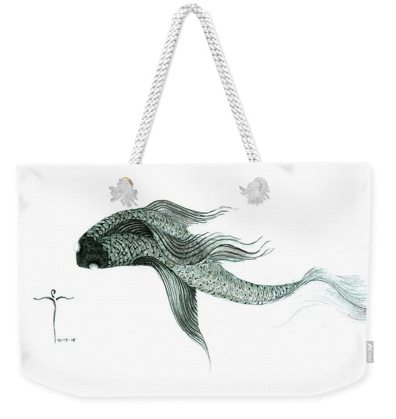 Megic Fish 1 Weekender Tote Bag