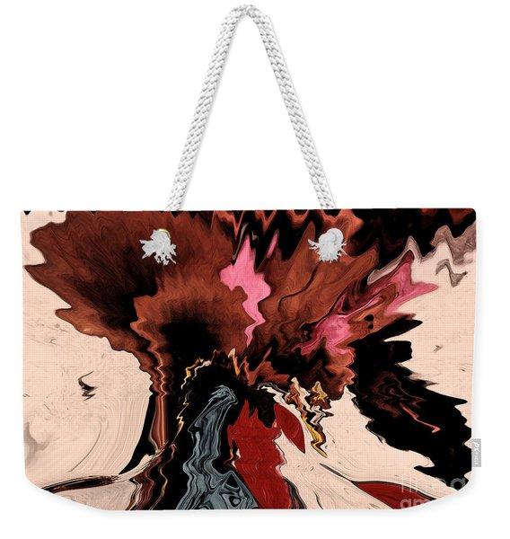 Melange Of Colors  Weekender Tote Bag