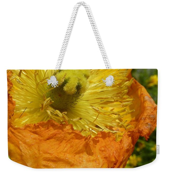 Mellow Yellow - Signed Weekender Tote Bag
