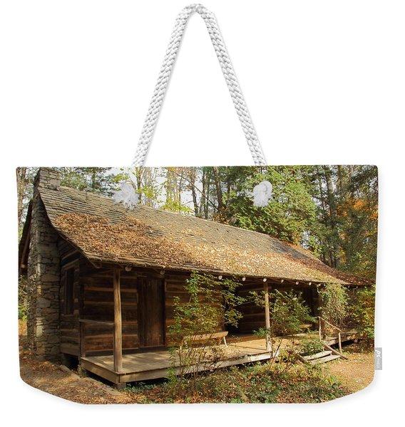 Memories Of Long Ago Weekender Tote Bag