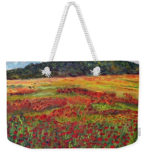 Memories Of Provence Weekender Tote Bag
