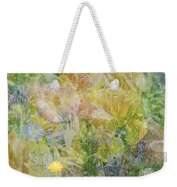 Memories Of The Garden Weekender Tote Bag
