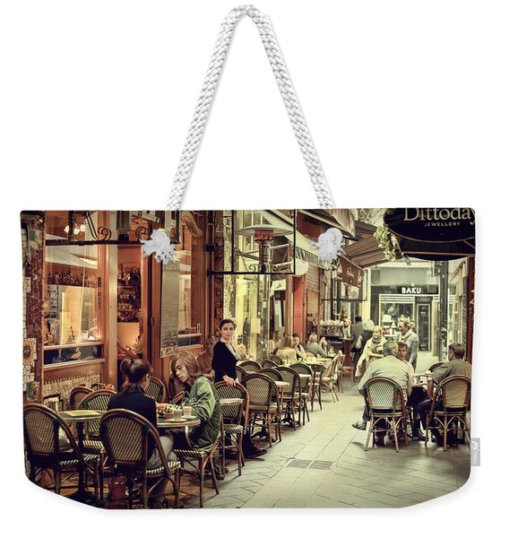 Memory Lane Arcanum Edition Weekender Tote Bag