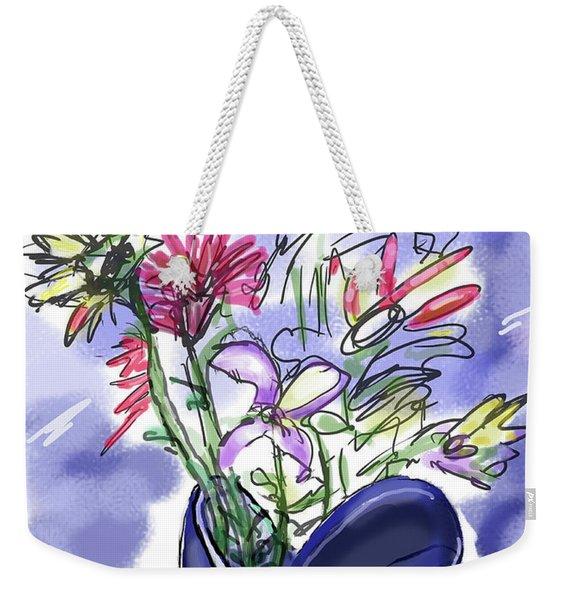 Memory Of Spring Weekender Tote Bag